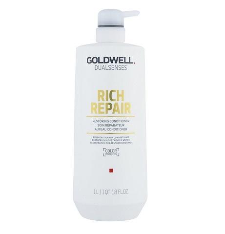 Dầu xả phục hồi siêu mượt Goldwell Dualsenses Rich Repair 1000ml